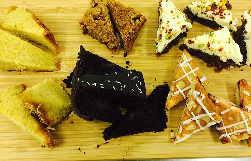 the bridge kitchen cake