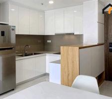 Real estate condos binh thanh flat project